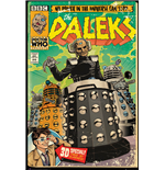Doctor Who - Daleks Comic (Poster Maxi 61x91,5 Cm)