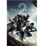 Destiny 2 - Key Art (Poster Maxi 61x91.5 Cm)