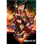 Kabaneri Of The Iron Fortress - Collage (Poster Maxi 61x91,5 Cm)