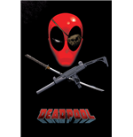 Deadpool - Eye Patch (Poster Maxi 61X91,5 Cm)