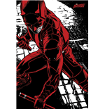 Daredevil Tv Series - Fight (Poster Maxi 61X91,5 Cm)