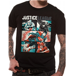 T-shirt Justice League 275287