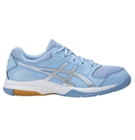 Scarpa Volley Gel Rocket 8 Celeste Donna