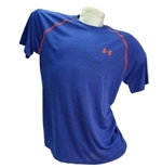 Under Armour T-SHIRT Tecnica Azzurra