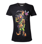 T-shirt The Legend Of Zelda - Zelda Majoras Mask