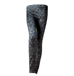 Legend Of Zelda (THE) - Zelda Green Black Hyrule Grey (leggings )