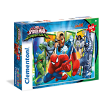 Puzzle Maxi 104 Pz - Spider-Man Sinister Six