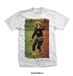 T-shirt Bob Marley Football Text