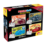 Cars 3 - Puzzle Double-Face Super 4x48 Pz