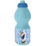 Frozen - Olaf - Borraccia (400 Ml) 6X6X17 Cm