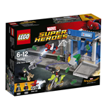 Lego 76082 - Marvel Super Heroes - Spider-Man - ATM Heist Battle