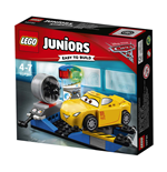 Lego 10731 - Juniors - Cars 3 - Il Simulatore Di Cruz Ramirez