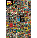 Marvel Avengers Covers (Poster Maxi 61X91,5 Cm)