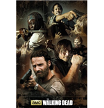 Walking Dead (The) - Collage (Poster Maxi 61x91,5 Cm)