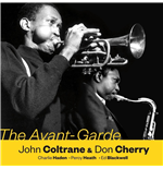 Vinile John Coltrane And Don Cherry - The Avant-Garde