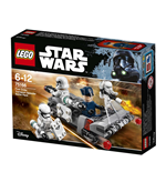 Lego 75166 - Star Wars - Battle Pack Speeder Da Trasporto Del Primo Ordine