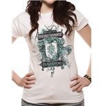 Harry Potter - Beauxbatons (T-SHIRT Donna )