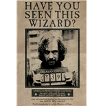 Harry Potter - Wanted Sirius Black (Poster Maxi 61X91,5 Cm)