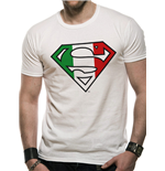 Superman - Italian Flag (T-SHIRT Unisex )