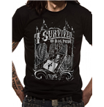 My Chemical Romance - I Survived (T-SHIRT Unisex )