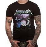 Metallica - Creeping Death (T-SHIRT Unisex )