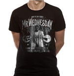 American Gods - Mr Wednesday (T-SHIRT Unisex )