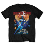 T-shirt Coheed and Cambria da uomo - Design: Ambellina