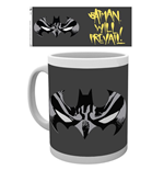 Batman Comics - Mask (Tazza)