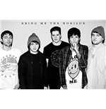 Bring Me The Horizon - Black & White (Poster Maxi 61x91,5 Cm)