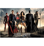 Justice League Movie - Characters (Poster Maxi 61x91.5 Cm)
