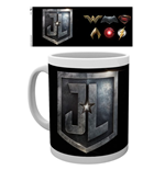 Justice League Movie - Logos (Tazza)