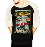 Marvel Comics - Spiderman Comic (T-SHIRT Unisex )
