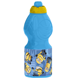 Minions - Borraccia (400 Ml) 6X6X17 Cm