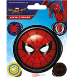 Spider-Man Homecoming (Set Adesivi 12,5X10 Cm)