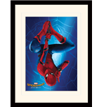 Spider-Man Homecoming - Hang (Stampa In Cornice 30X40 Cm)