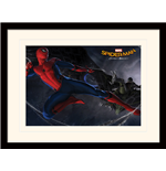Spider-Man Homecoming - Fight (Stampa In Cornice 30X40 Cm)