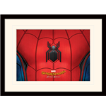 Spider-Man Homecoming - Chest (Stampa In Cornice 30X40 Cm)