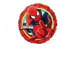 Spiderman Action - Palloncino Mylar 45Cm