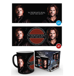 Tazza Termosensibile Supernatural - Sam And Dean