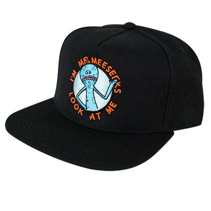 Cappellino Rick and Morty Mr. Meeseeks