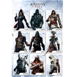 Assassin's Creed - Compilation (Poster Maxi 61x91,5 Cm)