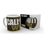 Call Of Duty Wwii - Logo (Tazza)