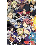 Fairy Tail - Season 6 Key Art (Poster Maxi 61x91,5 Cm)