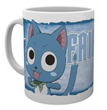 Fairy Tail - Happy (Tazza)