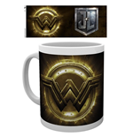 Justice League Movie - Wonder Woman Logo (Tazza)