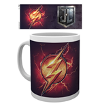 Justice League Movie - Flash Logo (Tazza)