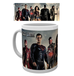 Justice League Movie - Characters (Tazza)