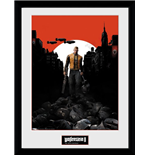 Wolfenstein 2 - Key Art (Stampa In Cornice 30x40 Cm)