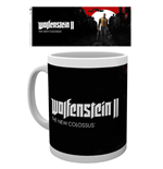 Wolfenstein 2 - Key Art (Tazza)