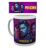 Preacher - Season 2 Key Art (Tazza)